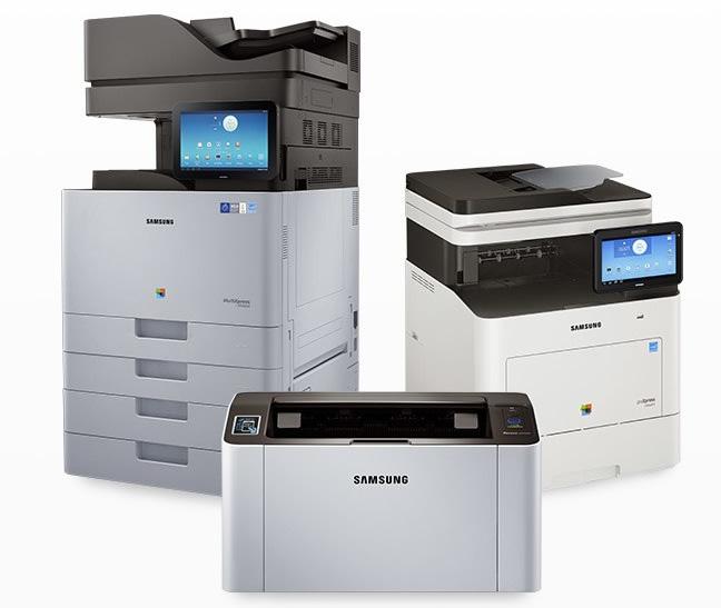 Impresoras multifunción Samsung HP