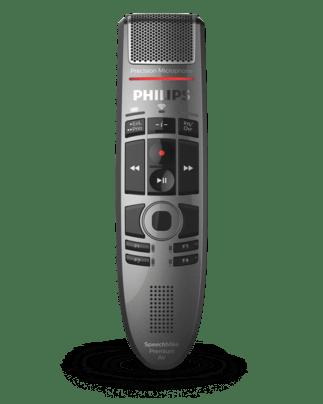 Micrófono inalámbrico de dictado