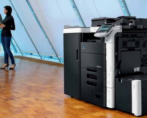 Optimización de su infraestructura de impresión. Impresión gestionada