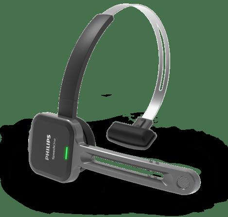 Auriculares inalámbricos de dictado