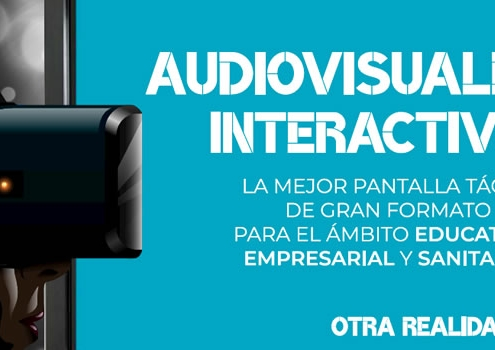Audiovisuales interactivos