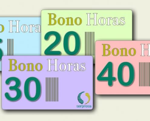Servicio de mantenimiento por bono horas