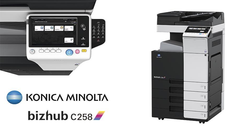 Multifuncional Konica-Minolta bizhub C258
