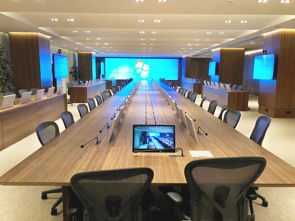 Digitaliza la sala de reuniones