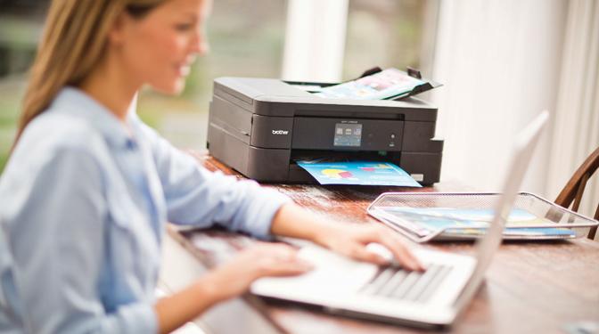 Servicio profesional de impresión desde casa